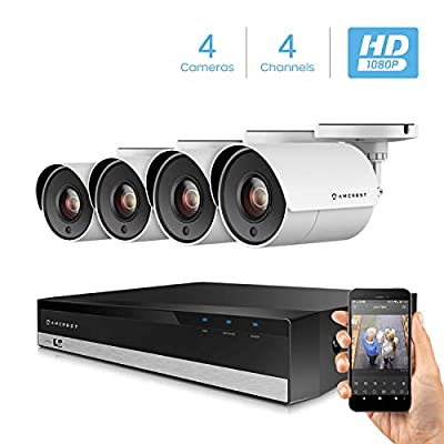 Amcrest ProHD 1080P Video Home Security Camera System from Amcrest