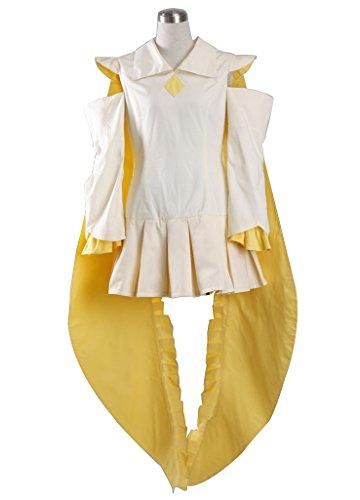 Mtxc Women's Shugo Chara! Cosplay Costume Amu Hinamori 1st Size XXX-Large (Shugo Chara Amu Cosplay Costume)