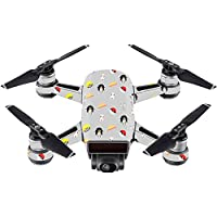 Skin For DJI Spark Mini Drone – Anime Fan | MightySkins Protective, Durable, and Unique Vinyl Decal wrap cover | Easy To Apply, Remove, and Change Styles | Made in the USA