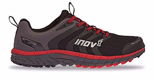 Inov8 Hombres Parkclaw 275 Gtx Zapatillas Para Correr Y Visera De Entrenamiento Bundle Black / Red