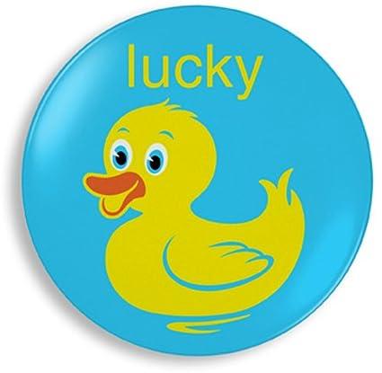 Amazon.com | Jane Jenni 9-Inch Melamine Plate, Lucky Duck: Dinner ...