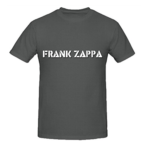zappa-frank-logo-pop-men-o-neck-slim-fit-shirts-grey