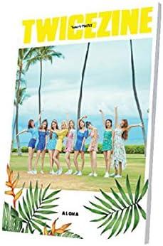 Twice Twaii's Shop Official Twaii's Twicezine: Amazon com