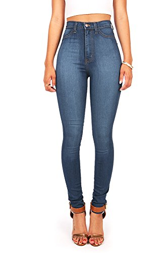 Vibrant Womens Classic Waist Skinny product image