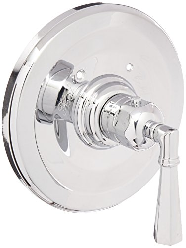Rohl A4814LMAPC Palladian Thermostatic Faucet Shower Faucet Trim Only Finish: Polished Chrome by Rohl