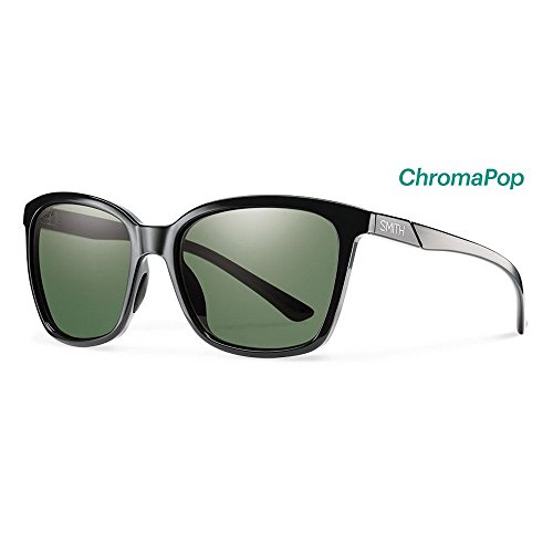 Smith Optics Colette Sunglasses (Black,Polarized Gray ()