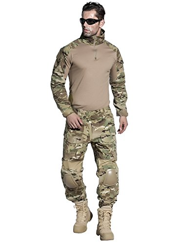 EMERSONGEAR Tactical Pants Shirt US Army Camo Airsoft for sale  Delivered anywhere in USA