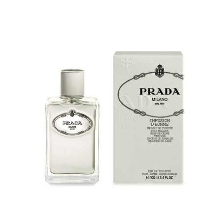 PRADA INFUSION D'HOMME by Prada EDT SPRAY 1.7 - Milano Prada