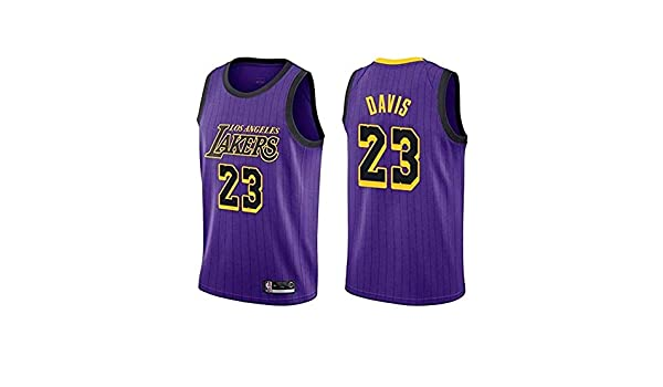 Jersey de Baloncesto de los Hombres NBA Anthony Davis - Los ...