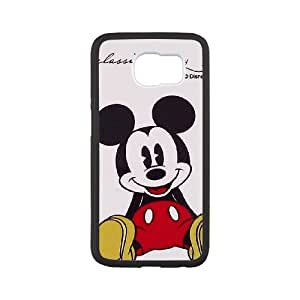 Samsung Galaxy S6 Phone Case Cover Mickey Mouse MM8308