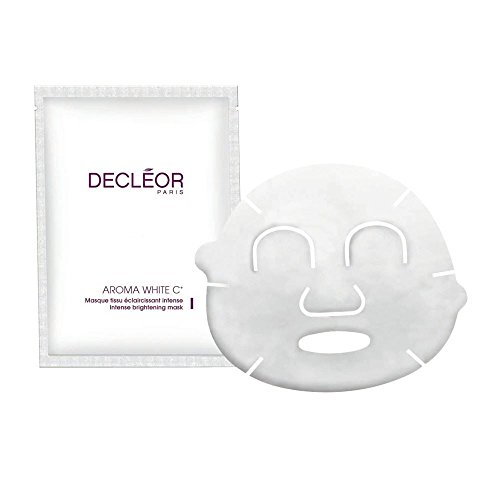 Decleor White Mask (Decléor Aroma White C+ Intense Brightening Mask 5 x 20ml - Pack of 2)