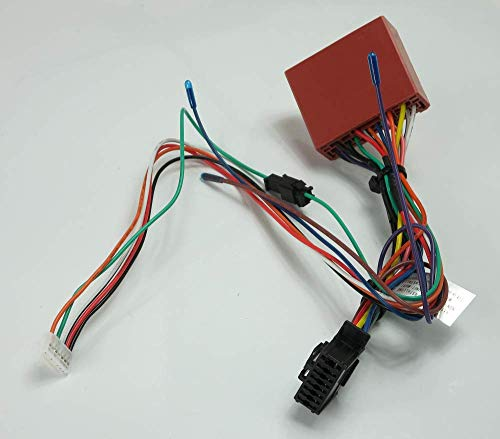 (Wiring Harness for 2001-2015 Mazda Vehicles - Direct Wire to fit Pioneer Headunits (Easy Install)