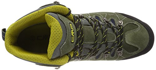 CMP Arietis, Stivali da Escursionismo Alti Uomo Verde (Avocado)