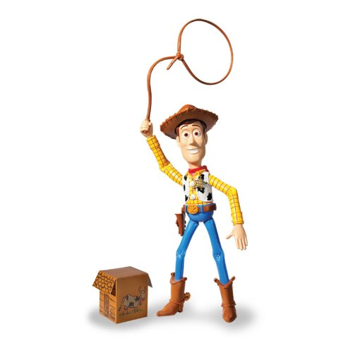Disney / Pixar Toy Story 3 Deluxe Action Figure Round 'Em Up Sheriff Woody