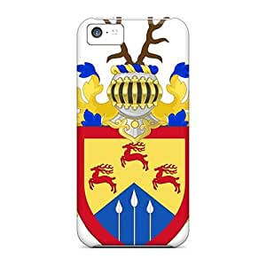VIVIENRowland Iphone 5c Excellent Hard Phone Cover Provide Private Custom Beautiful Queen Image [ueS11820xLWC]