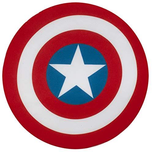 Captain America Shield For Kids (Marvel Universe Classic Collection, Avengers Assemble Captain America Plush)