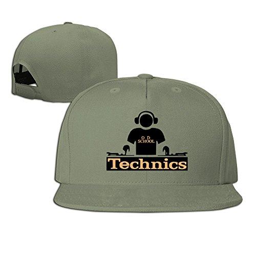 Price comparison product image Longdandan Adjustable Old Technics Baseball Cap One Size