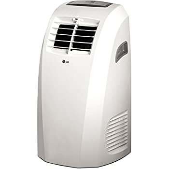lg 12000 btu portable air conditioner. lg lp1015wnr 115v portable air conditioner with remote control in white for rooms up to 250 lg 12000 btu