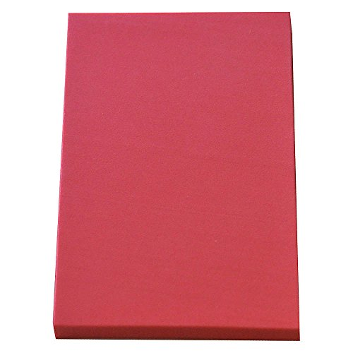 Clark Foam - 1001363R - Kitting Sheet, Crosslink, Red, 96 in L by Clark Foam