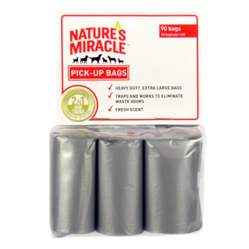 Natures Miracle Pick up Rolls Total