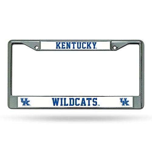 Rico Kentucky Wildcats Chrome Frame, ( 094746098865 )