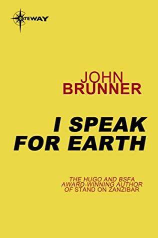 book cover of I Speak for Earth