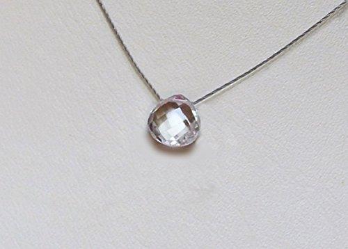 Quartz Briolette Necklace - 4