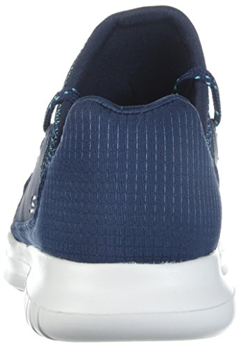 Sarcelle Femme Bleu Marine Bleu Run Go Chaussures de Mojo Skechers Verve Fitness ZaqFxnwP