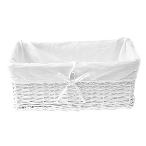 Zohula White Originals Party Pack - 20 Pairs Mixed Sizes - Including Wicker  Basket: Amazon.co.uk: Shoes & Bags