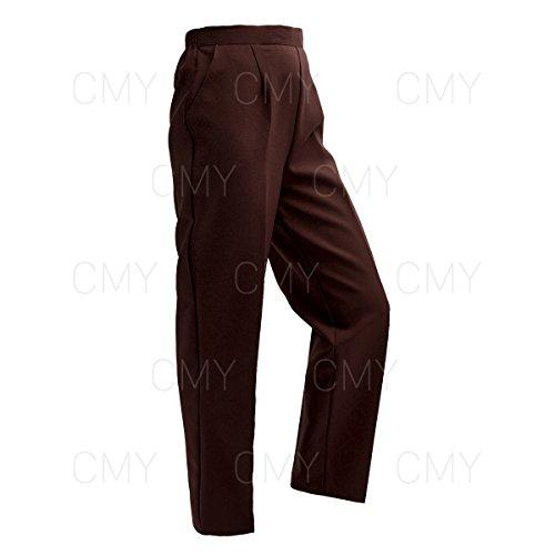 CMY Brown Pantaloni Pantaloni CMY Donna IwvHwqr