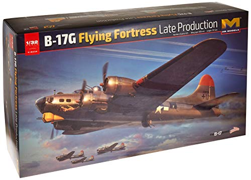 HK Models 1/32 Scale B-17G Flying Fortress Late Prod for sale  Delivered anywhere in USA