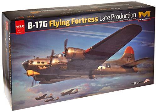 HK Models 1/32 Scale B-17G Flying Fortress Late Prod - 01E030 Hong Kong ()