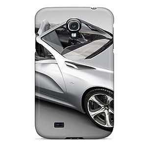 New Premium Flip Case Cover 2010 Peugeot Sr1 Concept Car Skin Case For Galaxy S4