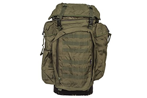 Classic Army Airsoft GI Abundant Assault Pack, OD Green - Large Capacity Airsoft Backpack, Rubber Bottom Reinforced Pack