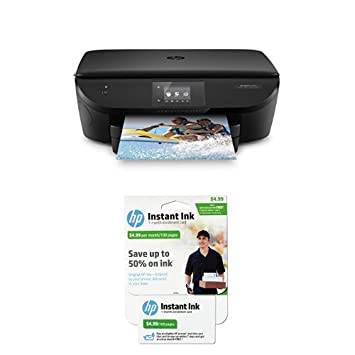 Amazoncom Hp Envy 5660 Wireless All In One Inkjet Printer With