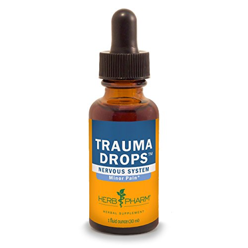 Cheap Herb Pharm Trauma Drops Herbal Formula with Arnica for Minor Pain – 1 Ounce