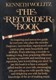 The Recorder Book, Kenneth Wollitz, 0394749995