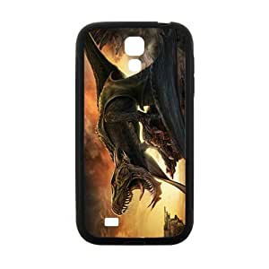 Creative Dinosaur Big Mouth Hot Seller High Quality Case Cove For Samsung Galaxy S4