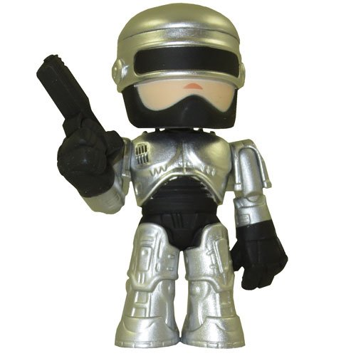 Funko Mystery Minis Vinyl Figure - Science Fiction - ROBOCOP (Robocop Mini)