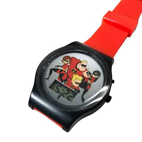 Pixar Incredibles 2 Kids Digital Watch