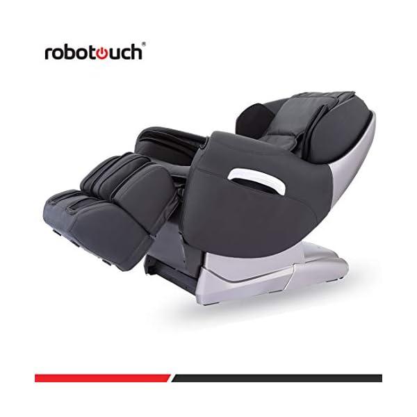 41YOTpJnS0L Robotouch Maxima Luxury Ultimate Full Body Zero Gravity Massage Chair (Black)
