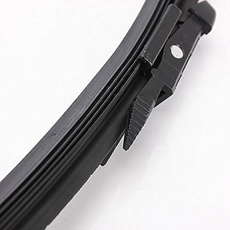 Front Side Aero VU específico Limpiaparabrisas Cuchillas Para Fiat Linea: Amazon.es: Coche y moto