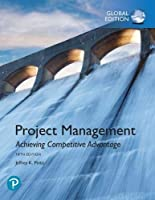 Project Management: Achieving Competitive Advantage, Global Edition, 5th Edition Front Cover