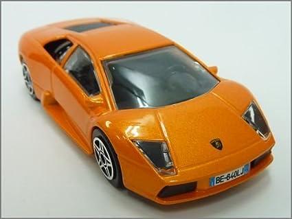 Vicky Bburago 1 43 Minicar Lamborghini Murcielago Lp640 Orange