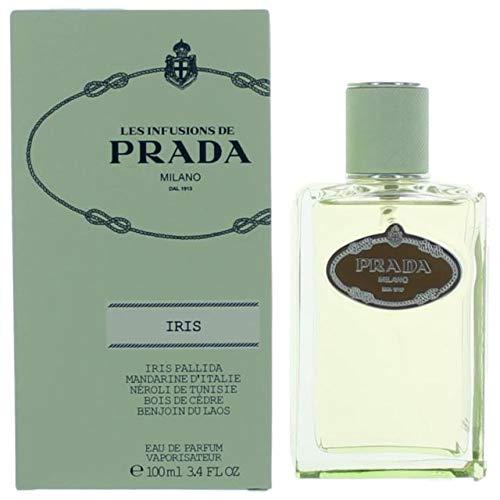 Prada Milano Infusion (Pradá Milano Infusion D'Iris Eau de parfum Spray For Women 3.4 OZ.)