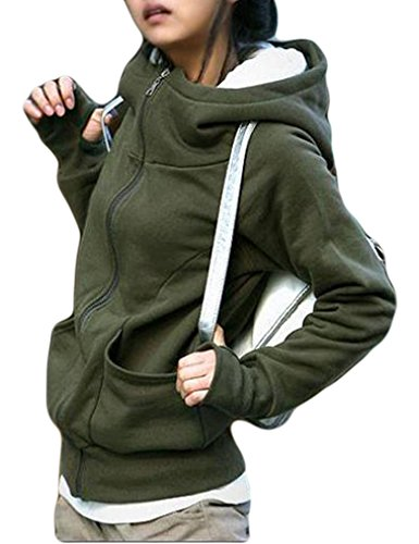 Naggoo Juniors Funnel Fleece Hoodie