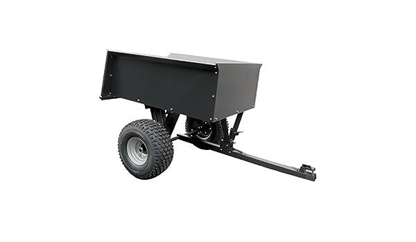 Punta-up remolque - acero - o Quad con enganche - 680 kg ...