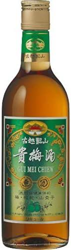 古越龍山 貴梅酒 500ml