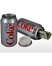 Diet Coke Stash Safe Diversion Can,hidden safe,portable safe,security safe, Model: Office Supply Store