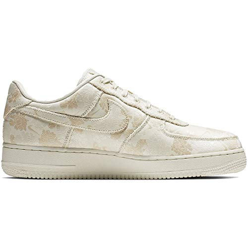 Nike Men's Air Force 1 '07 PRM 3 Pale Ivory AT4144-100 (Size: 11)